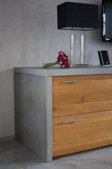 Eiken Keuken Beton : Keuken ontwerp nieuwbouw Van Welie Interieur